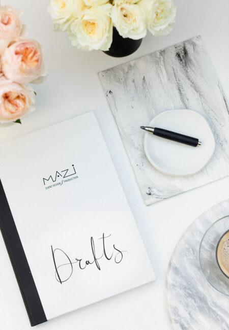Wedding Planning Process by Mazi Event