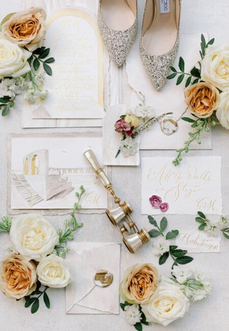 The Art of Wedding Stationery Design | Mazi Event & Chirography