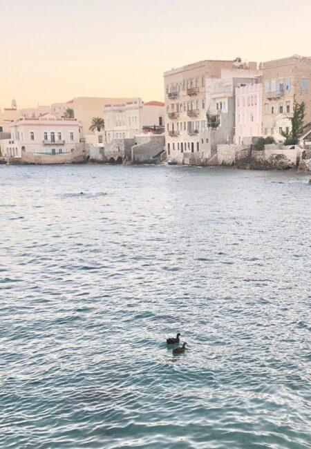 Mazi Event Syros island Greece