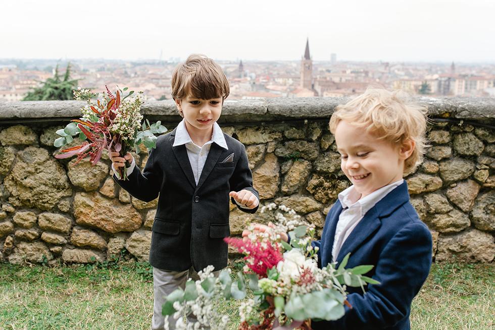 Wedding anniversary in Verona, 2016