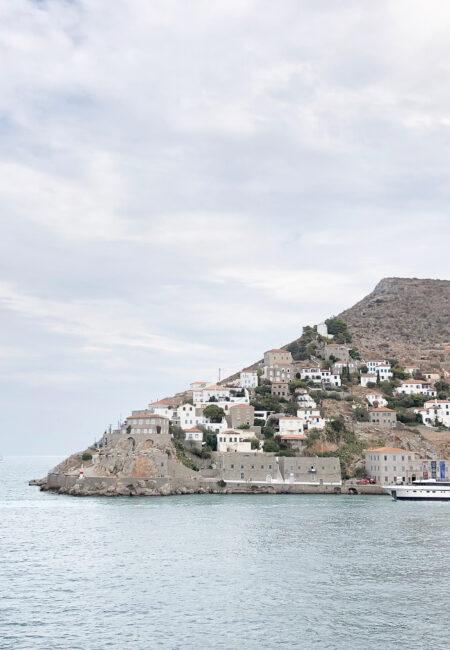 Wedding in Hydra island, Greece by Mazi Event