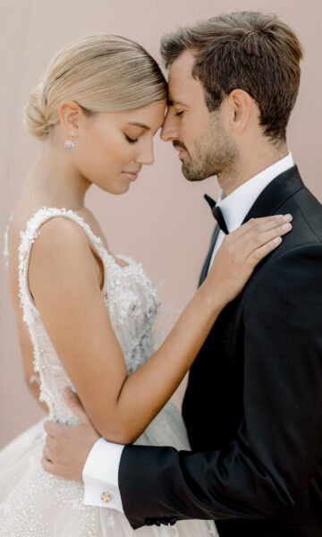 Luxury Wedding in Athenian Riviera by Mazi Event